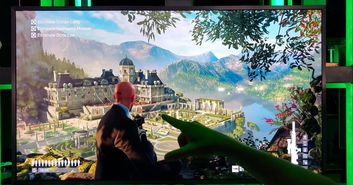 Hitman 2 Hands On Preview