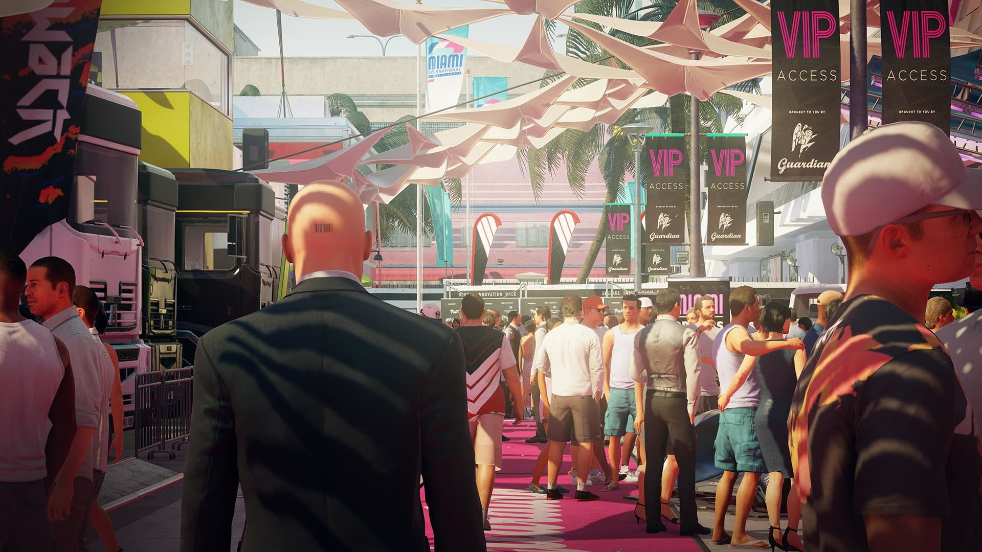 State Of Play Showed Off Hitman Vr And Bugsnax Digital Trends