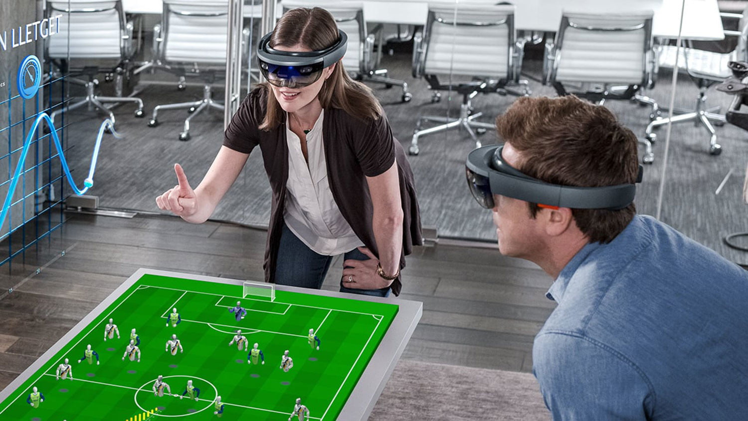 HoloLens concept lets you control your smart home via augmented reality