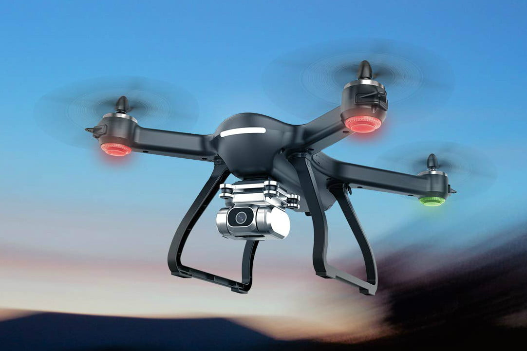 Amazon's $20 coupon lets you save on these GPS camera drones