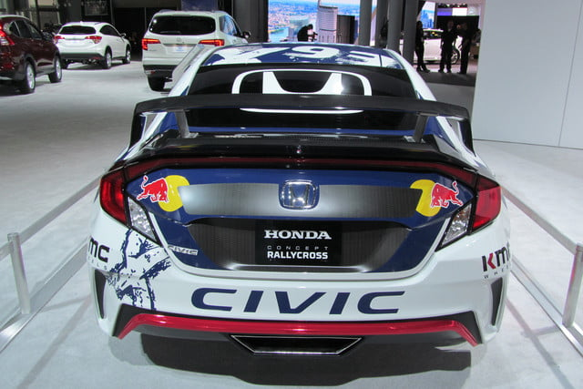 Honda Civic Global Rallycross