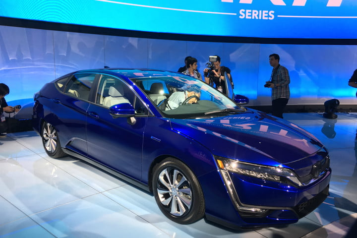 honda clarity plug in hybrid news specs performance range