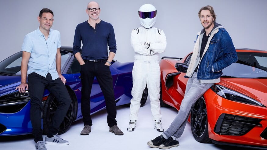 Top Gear America is making a comeback with Dax Shepard and Rob Corddry