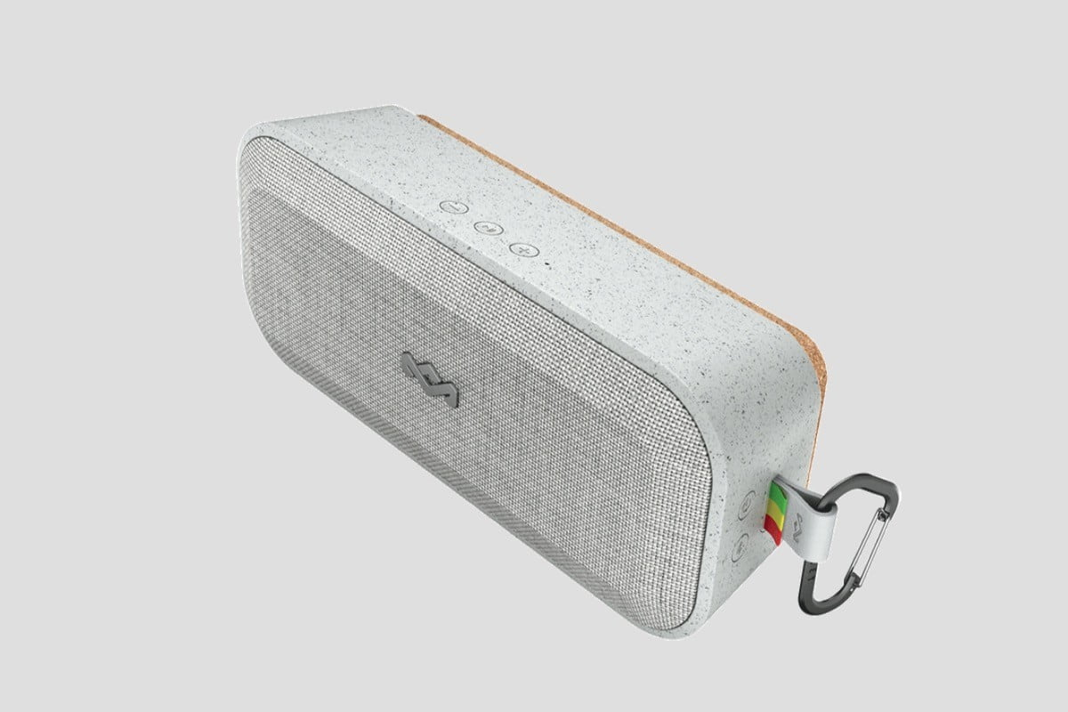 House of Marley Cork-Backed No Bounds XL Bluetooth Speaker