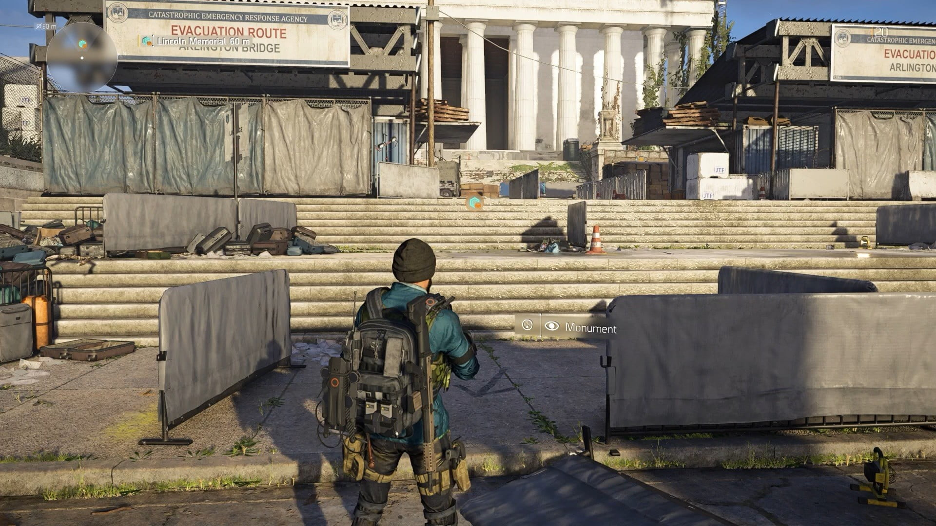 You Can't Ignore The Division 2's Dull Story  Is That A