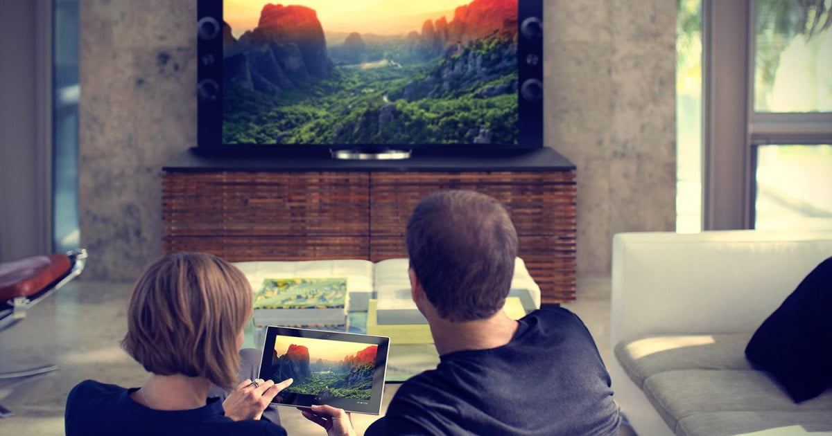 How to mirror your smartphone or tablet on your TV