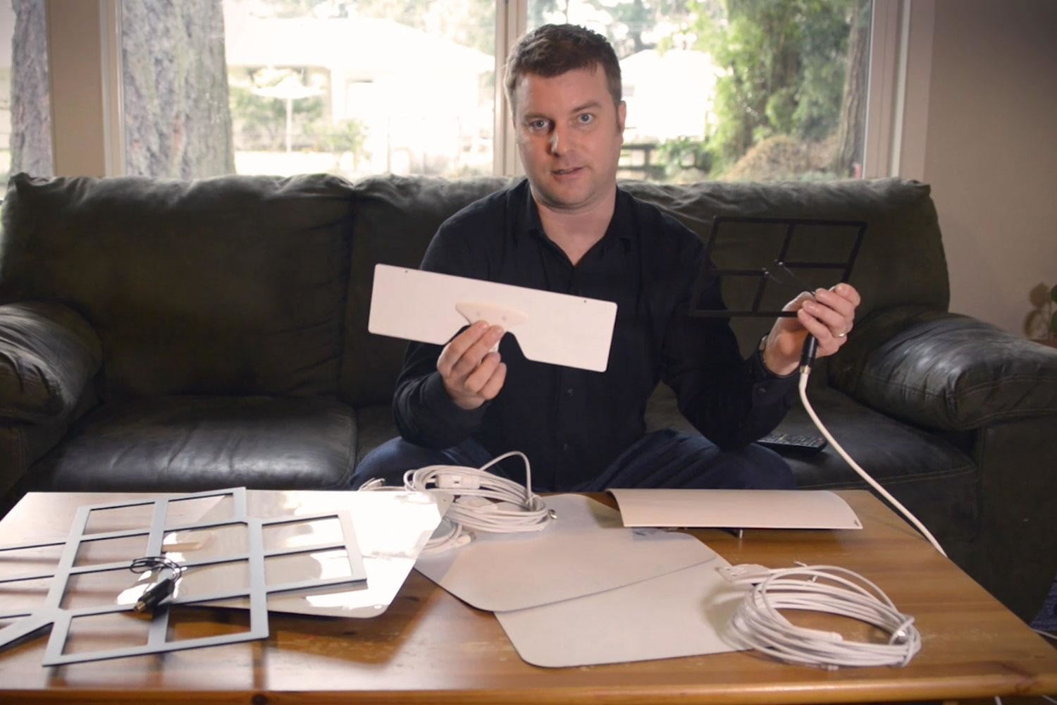 How To Install An HD Antenna To Get Free Television