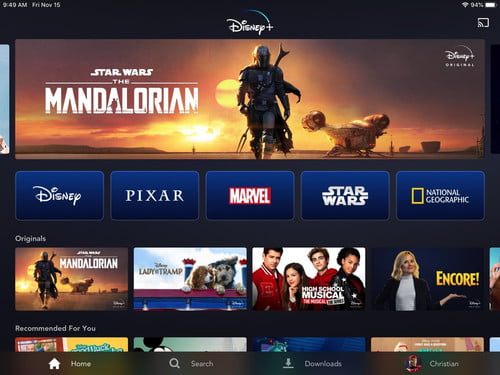 How to Watch Disney+ On a Vizio Smart TV Using AirPlay 2 | Digital Trends