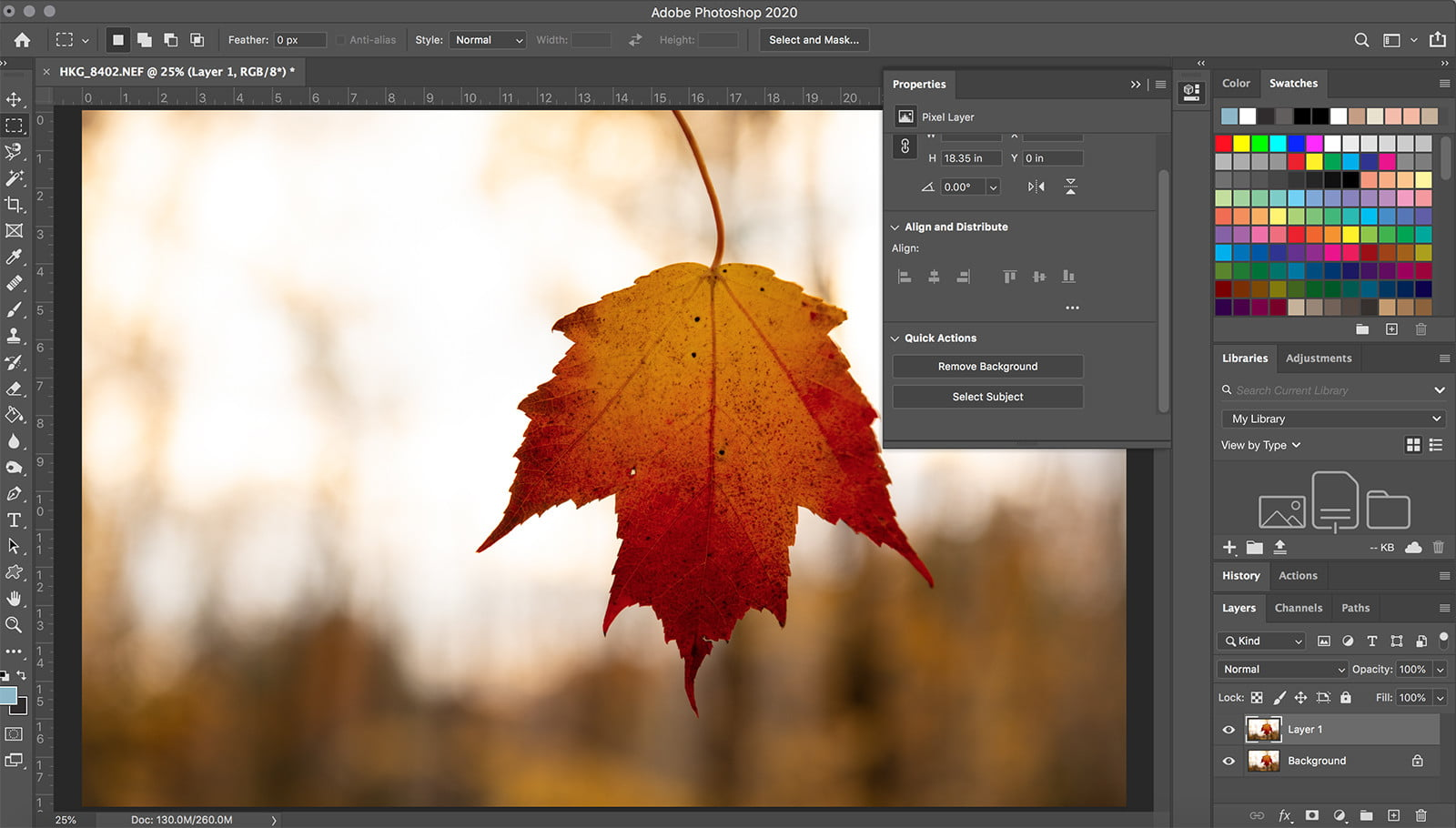 How To Make A Background Transparent In Photoshop