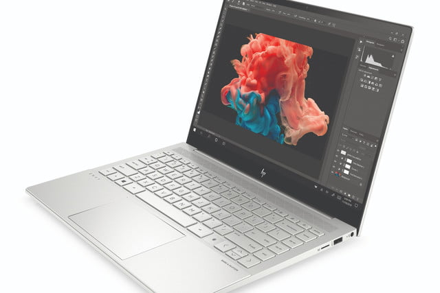 hp introduces envy 14 ces 2021 frontleft