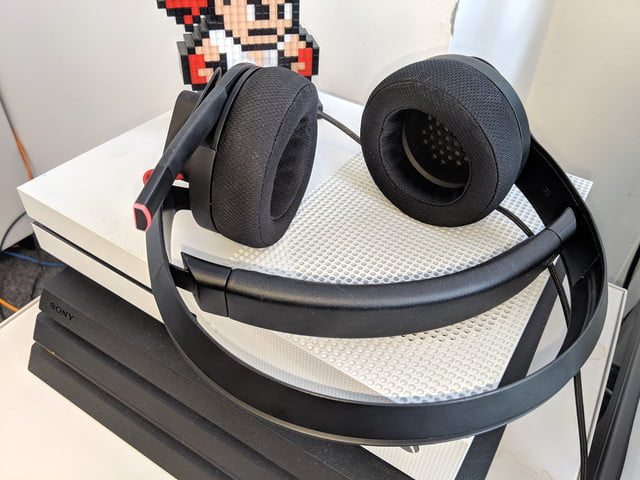 hp omen mindframe headset review  7