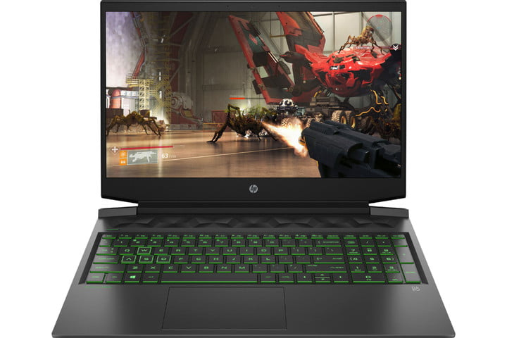 HP Pavilion 16-Inch Gaming Laptop