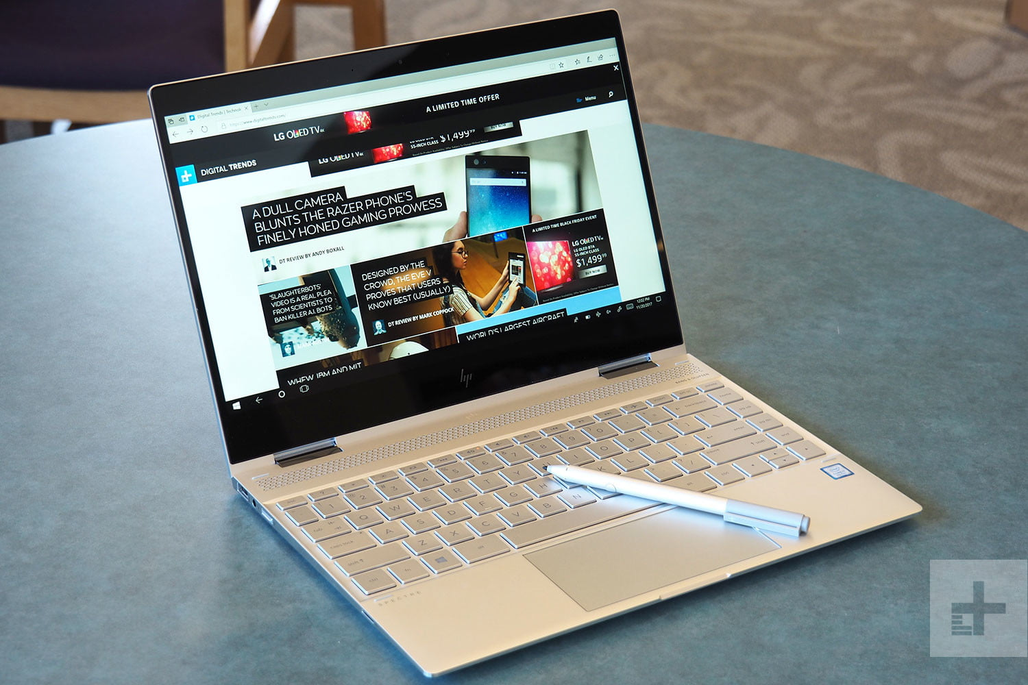 Hp Spectre X360 13 Late 2017 Review Our Favorite 2 In 1 Digital Trends