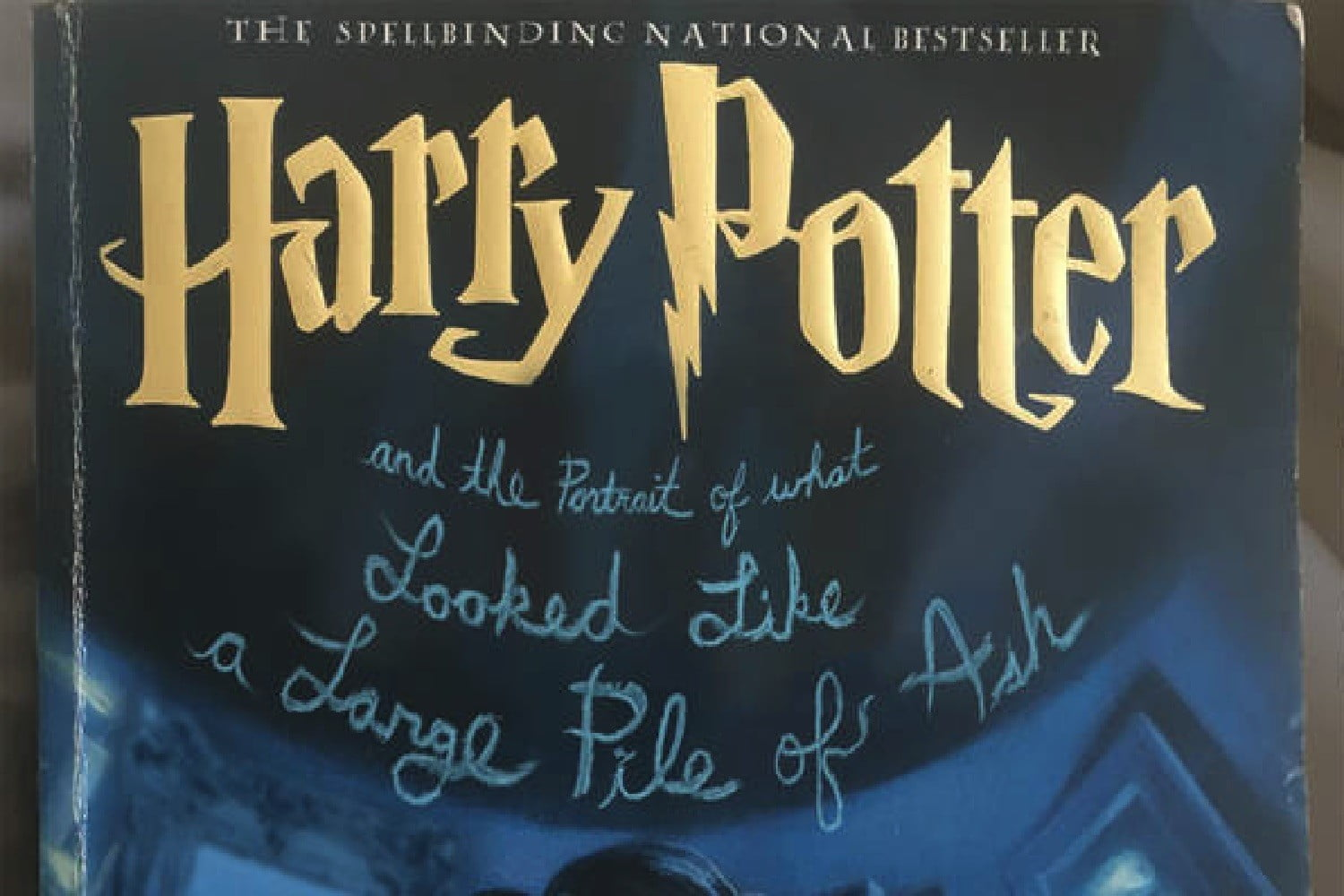 A I  Reads the Harry Potter Series, then Wrote Some Absurd