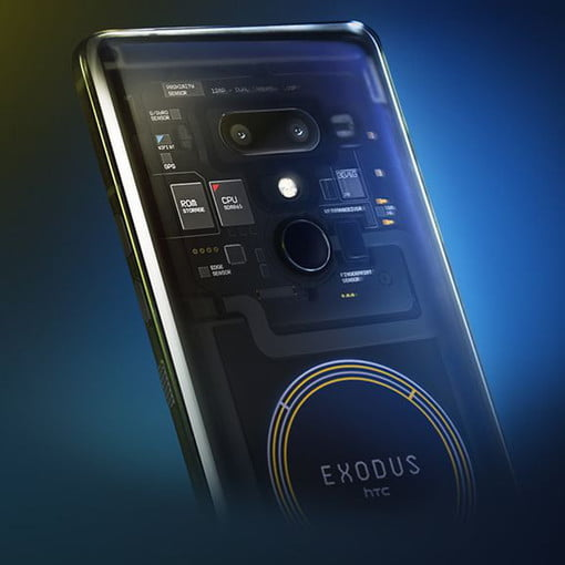 Htc Exodus Blockchain Powered Phone Here S Everything We Know Digital Trends