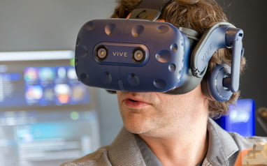 HTC Vive Pro Review: The New Gold Standard | Digital Trends