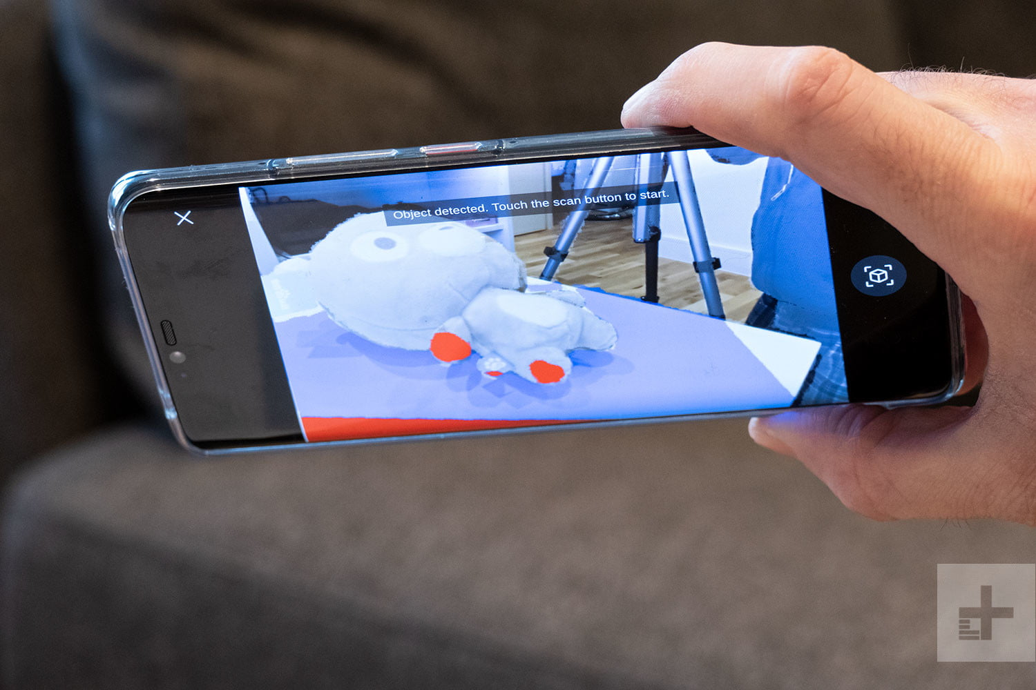 How To Use The 3D Live Maker App On The Mate 20 Pro