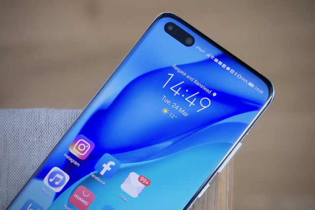 huawei p40 pro hands on features price photos release date selfie camera