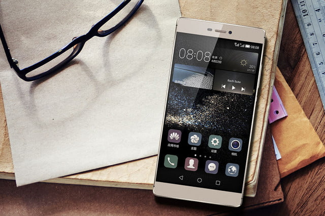 best chinese smartphones huawei p8