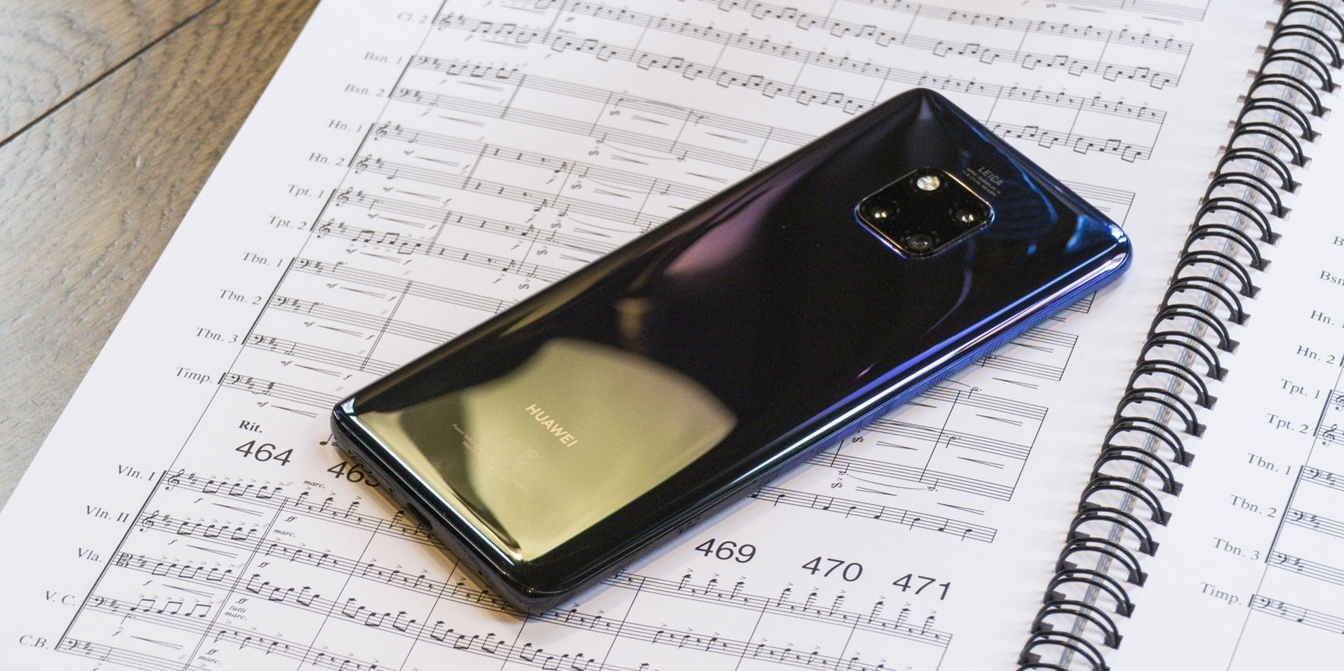 Huawei's A.I. has finished Schubert's Unfinished Symphony, and we've heard it