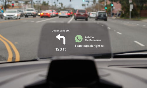 Hudway Drive Head-up Display Launching in August 2019
