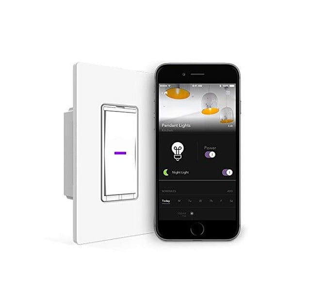 best smart light switches idevices switch