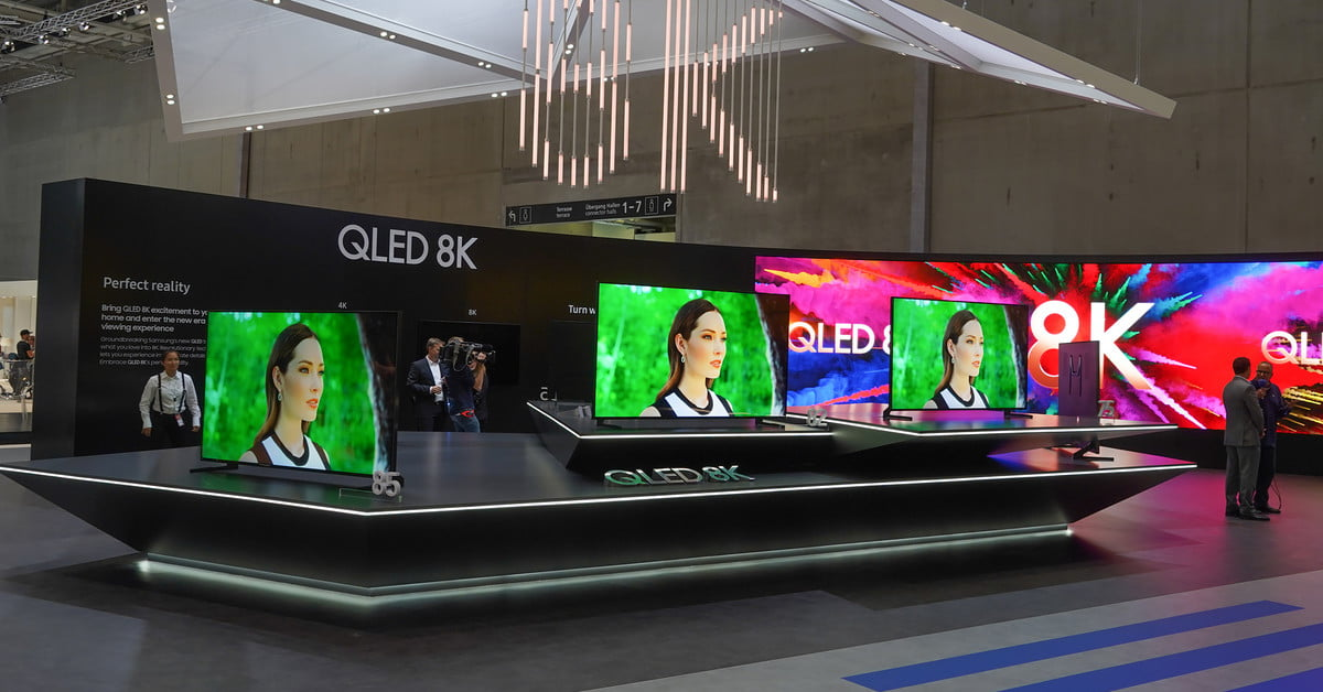 8K is the next big thing in TVs. Get over it.