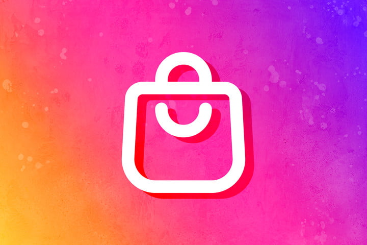 instagram shopping icon
