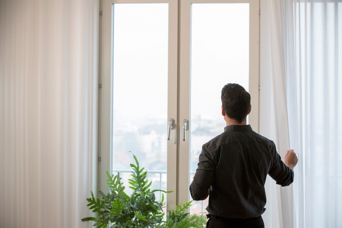 IKEA has created a special curtain that can purify the air in your home