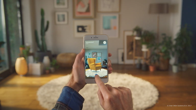 IKEA's augmented reality app just got a whole lot cleverer