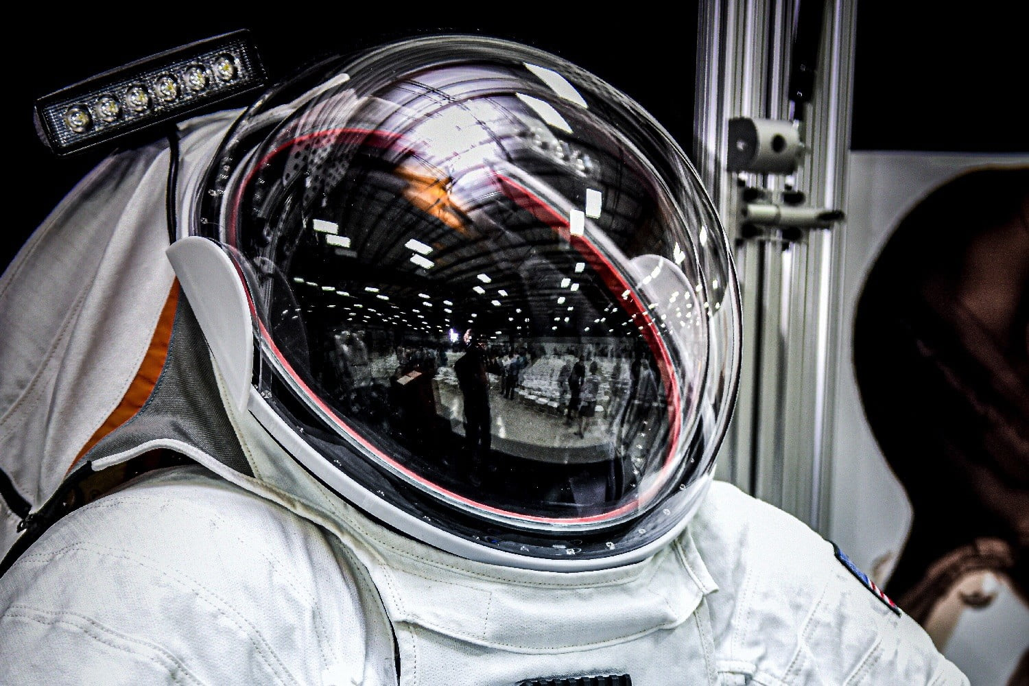 Meet Astro, the next-gen spacesuit designed for the moon, Mars, and beyond