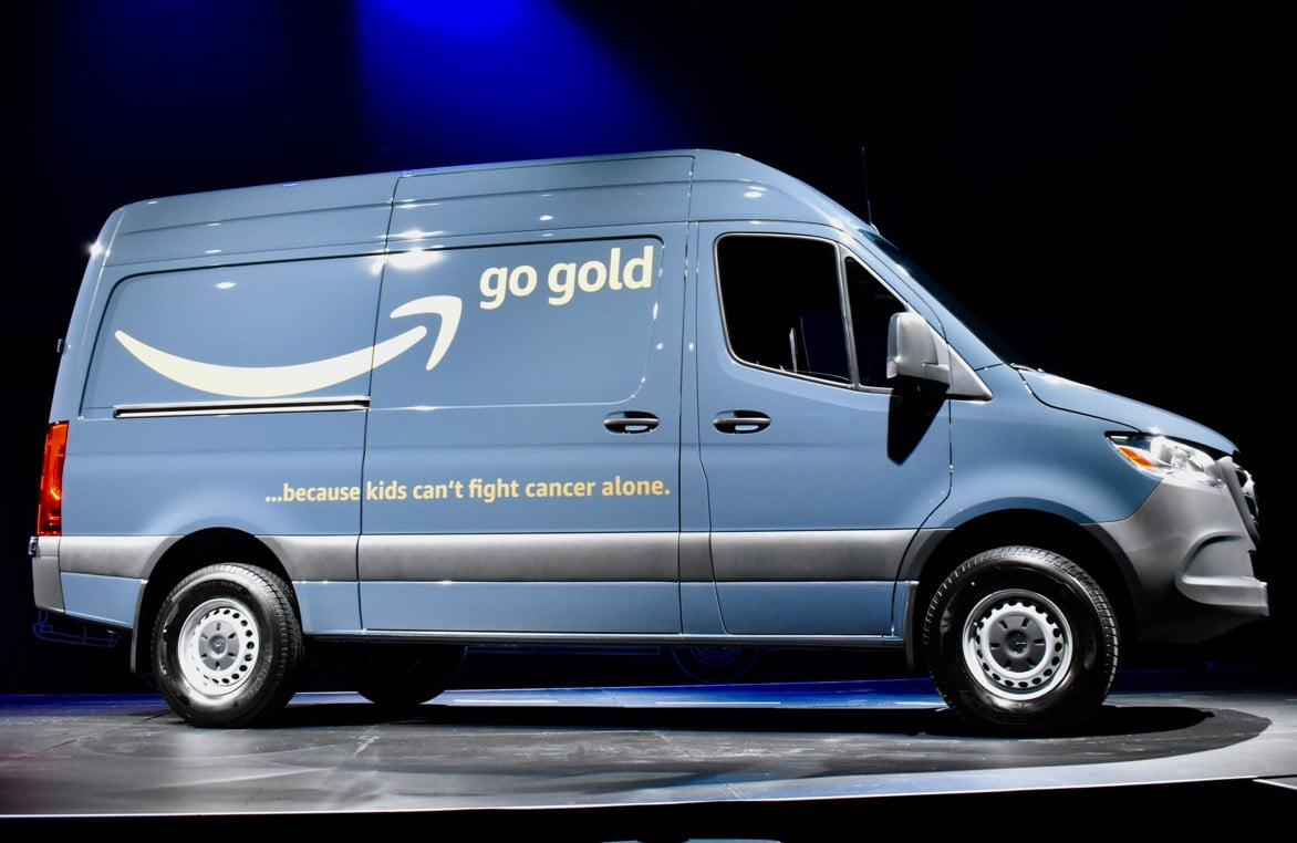 Amazon Orders at Least 2,237 More Delivery Vans for Own Fleet ...