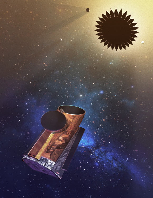 NASA wants to launch a new space telescope to search for a second Earth