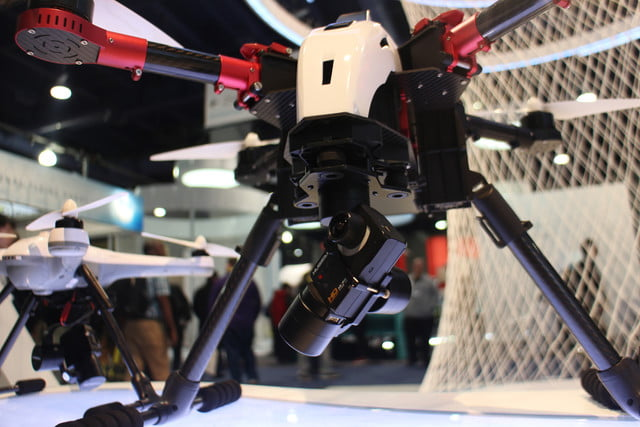 unknown drone company roundup ces 2016 img 1884