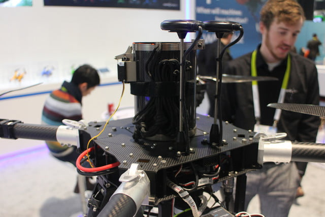 unknown drone company roundup ces 2016 img 1913