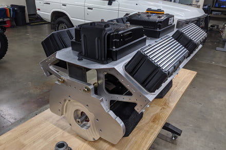 Exclusive: Hands on with the world's first electric crate motor