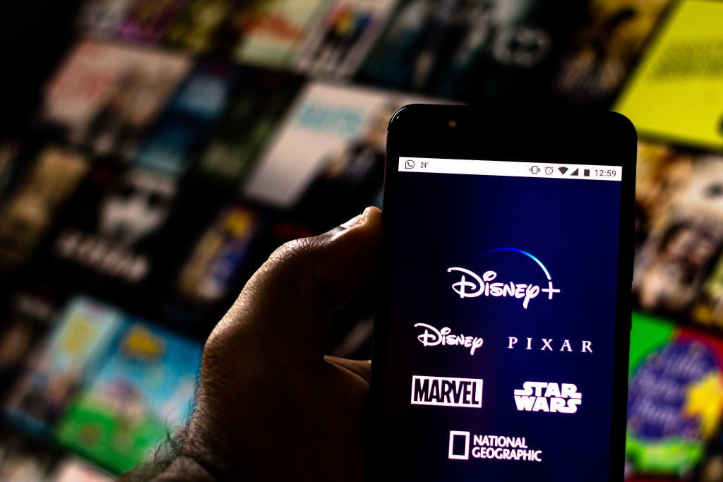 Disney+ will have ads at launch, but they won't interrupt your movies