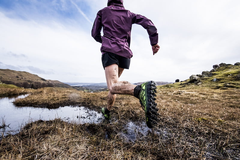 You can run a thousand miles in Inov-8's new graphene-infused shoes