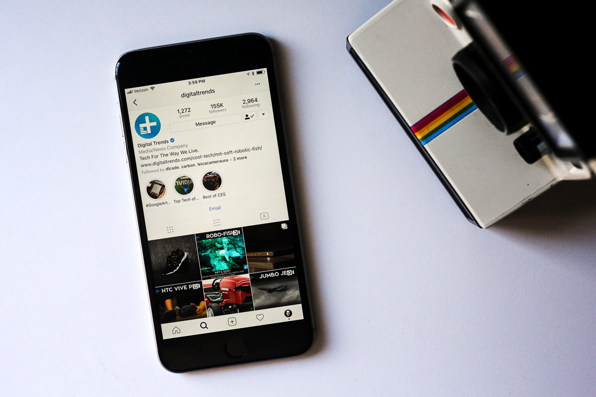 Instagram Gains Download Tool in Privacy-Motivated Move