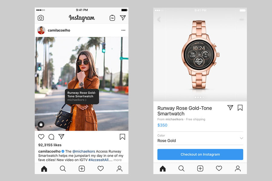 Instagram's New Camera Create Mode Isn't For Taking Photos
