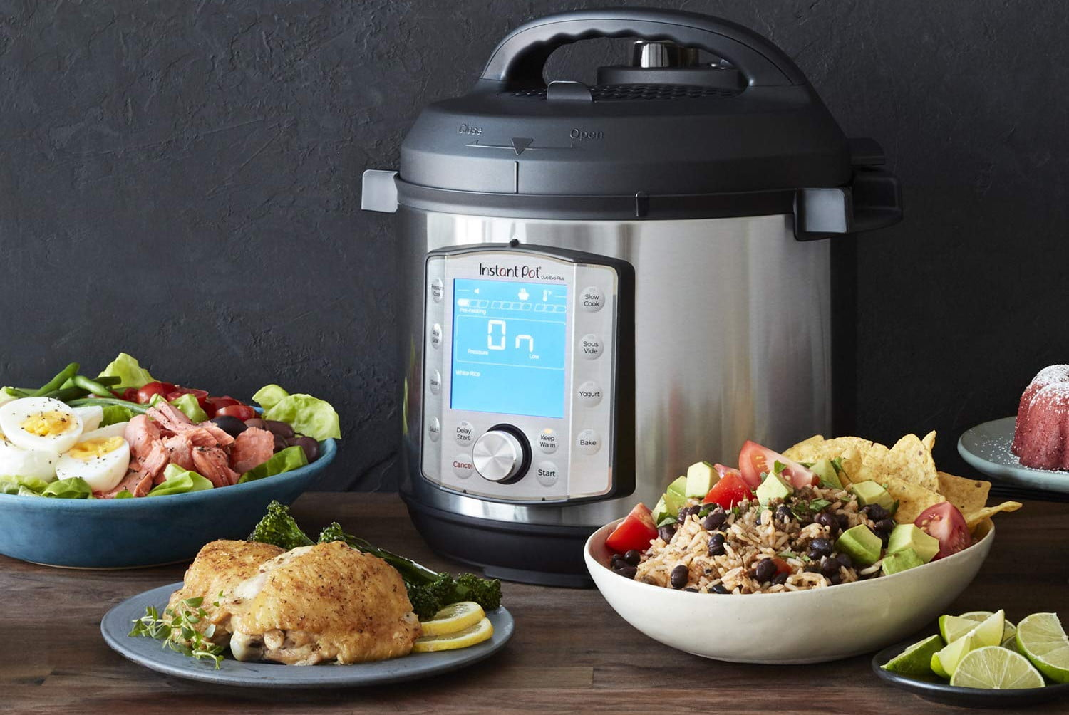 Instant Pot launches 10 new multi-functional space-saving cooking appliances