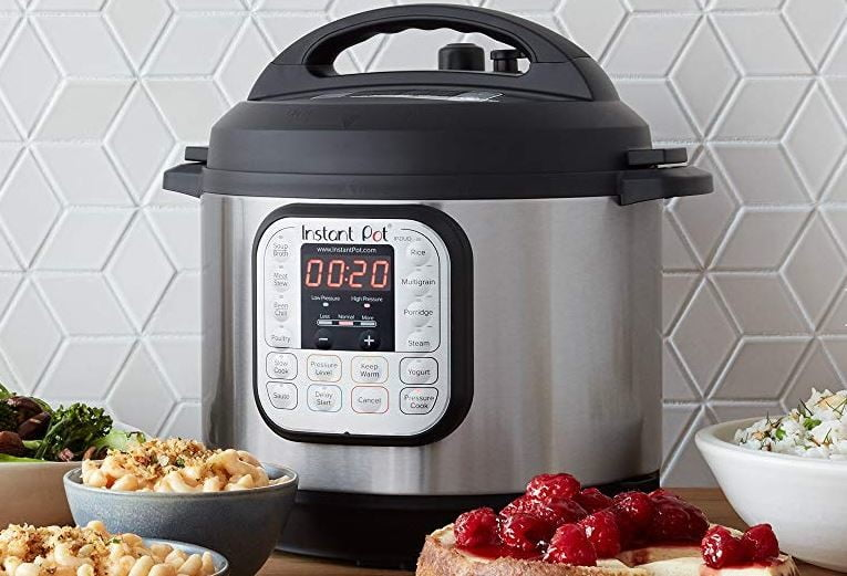 Amazon slashes the price of the Instant Pot Duo Mini with a $20 discount