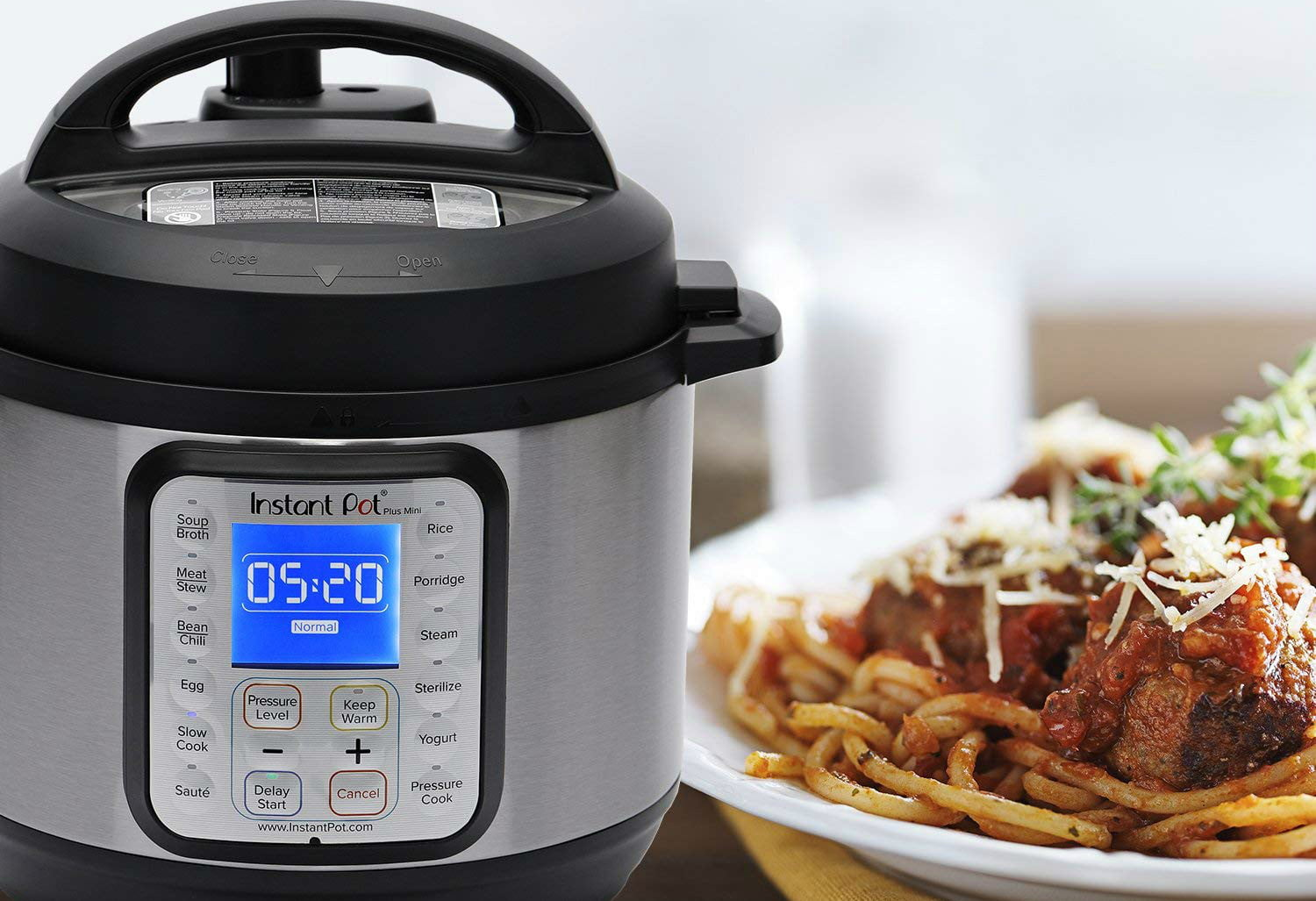 Amazon halves price of bestselling Instant Pot DUO Plus pressure cooker