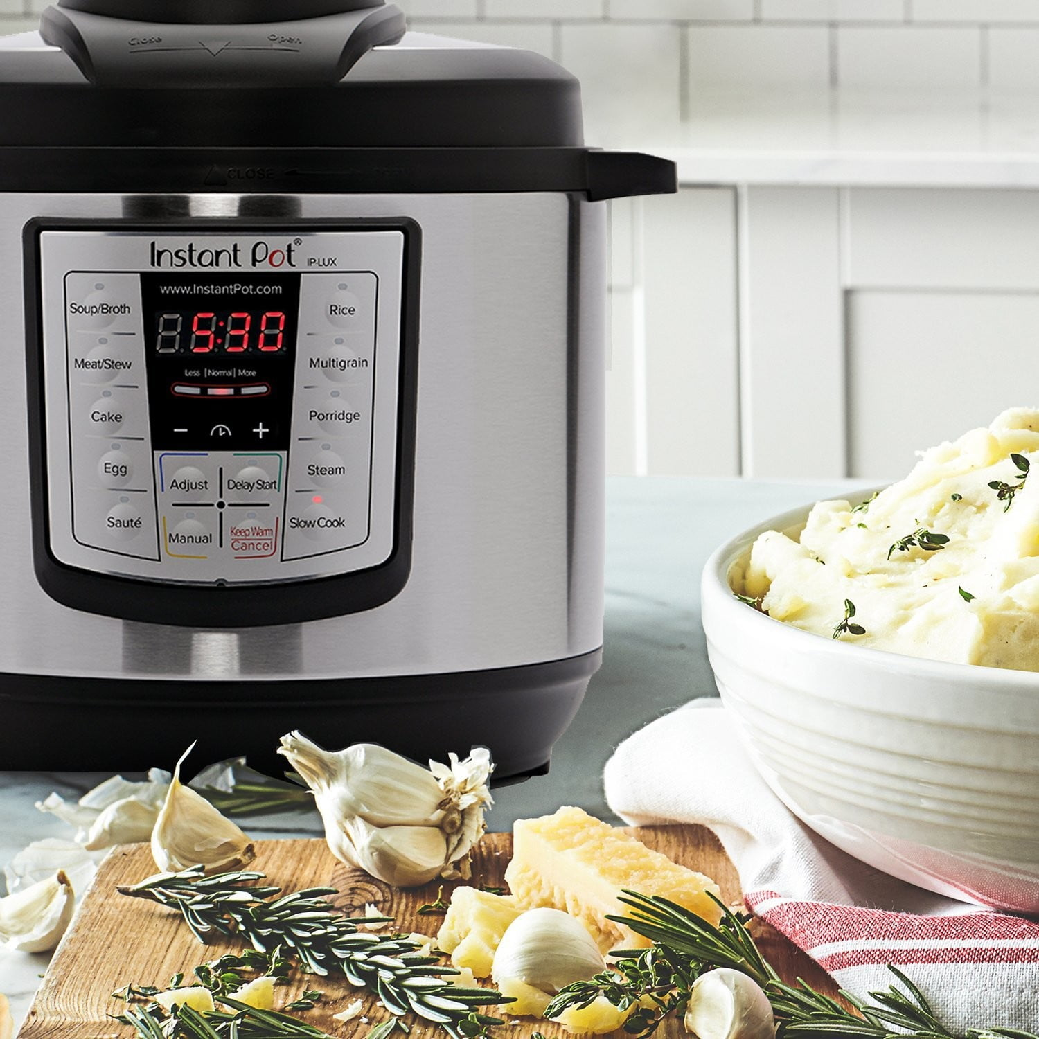 You can get the Instant Pot for under $60 on Black Friday