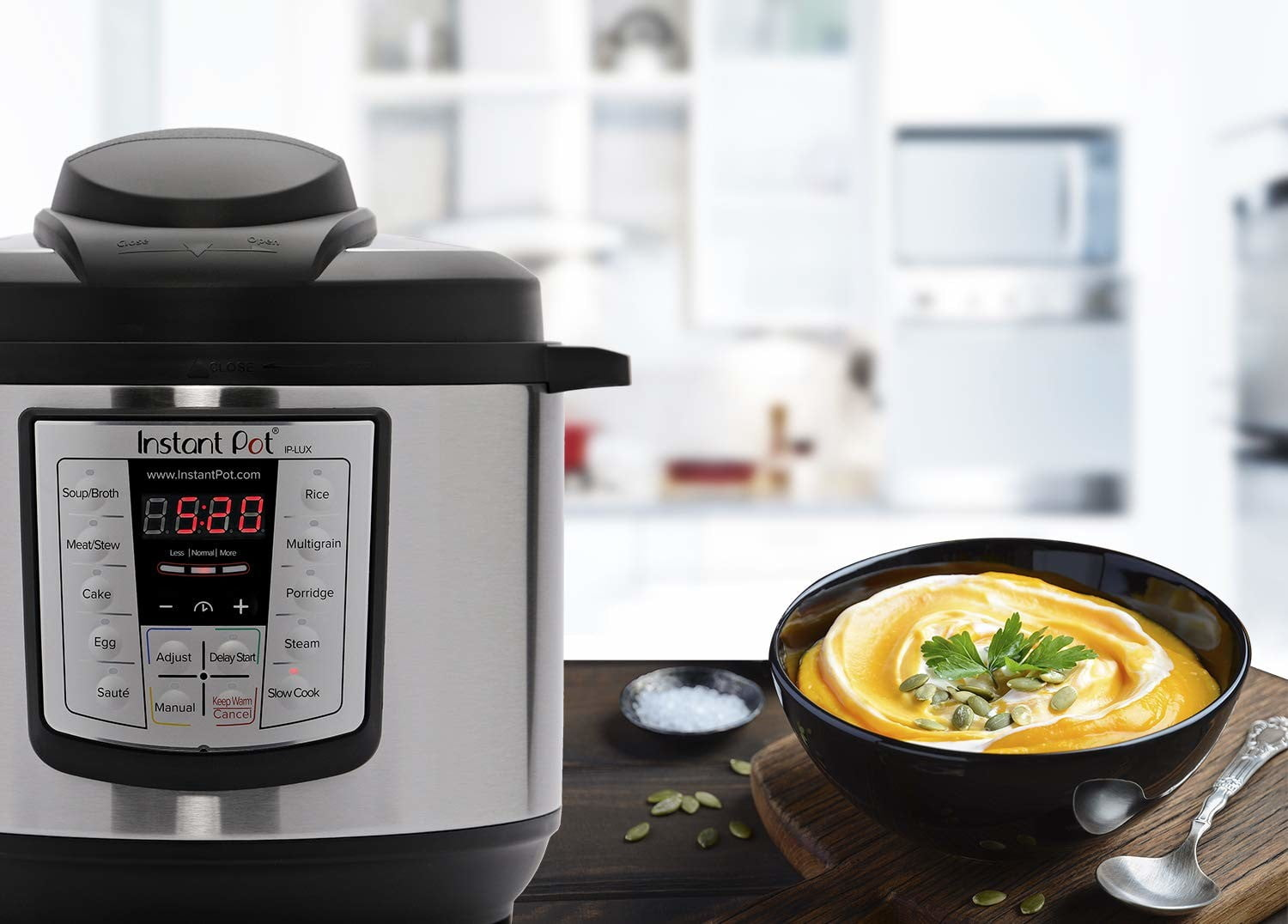 Amazon drops prices on Instant Pot programmable multi-function pressure cookers