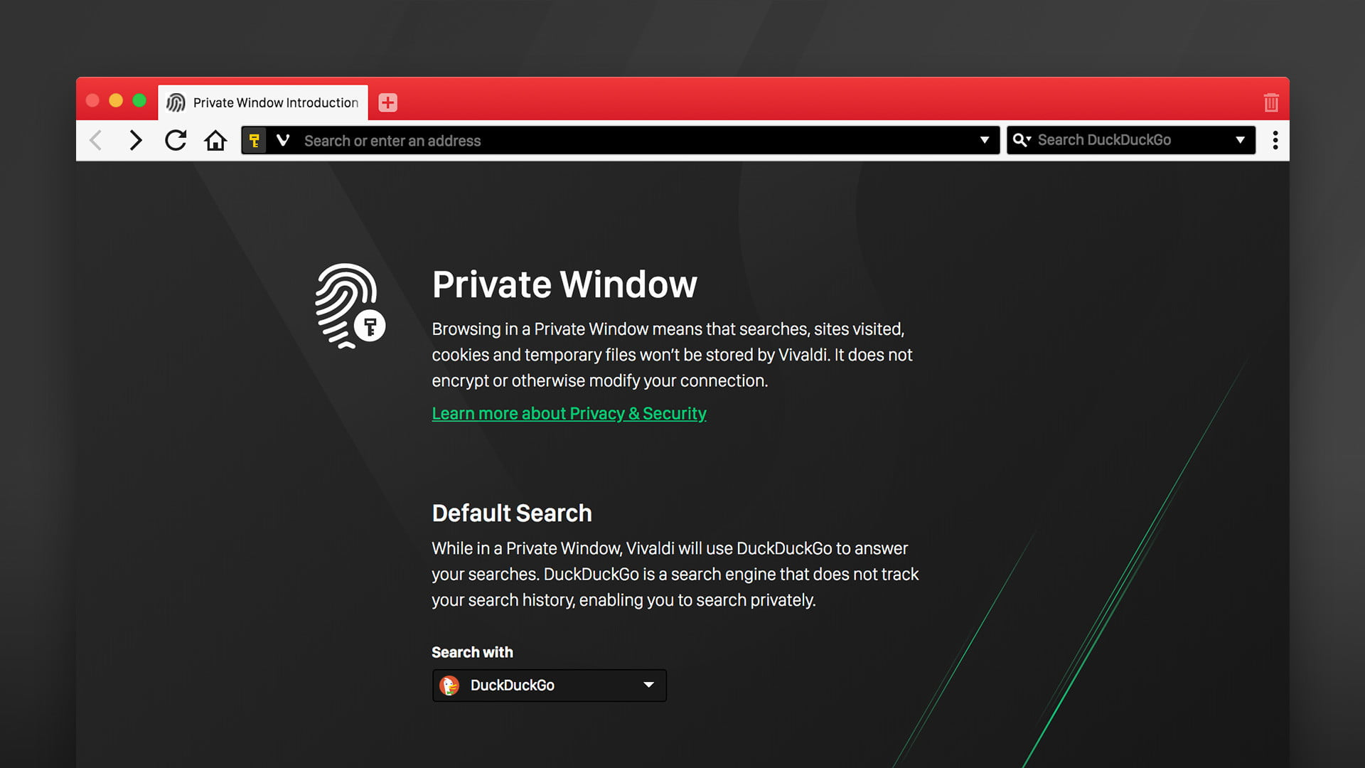 Vivaldi and DuckDuckGo Join Forces to Keep Search Habits