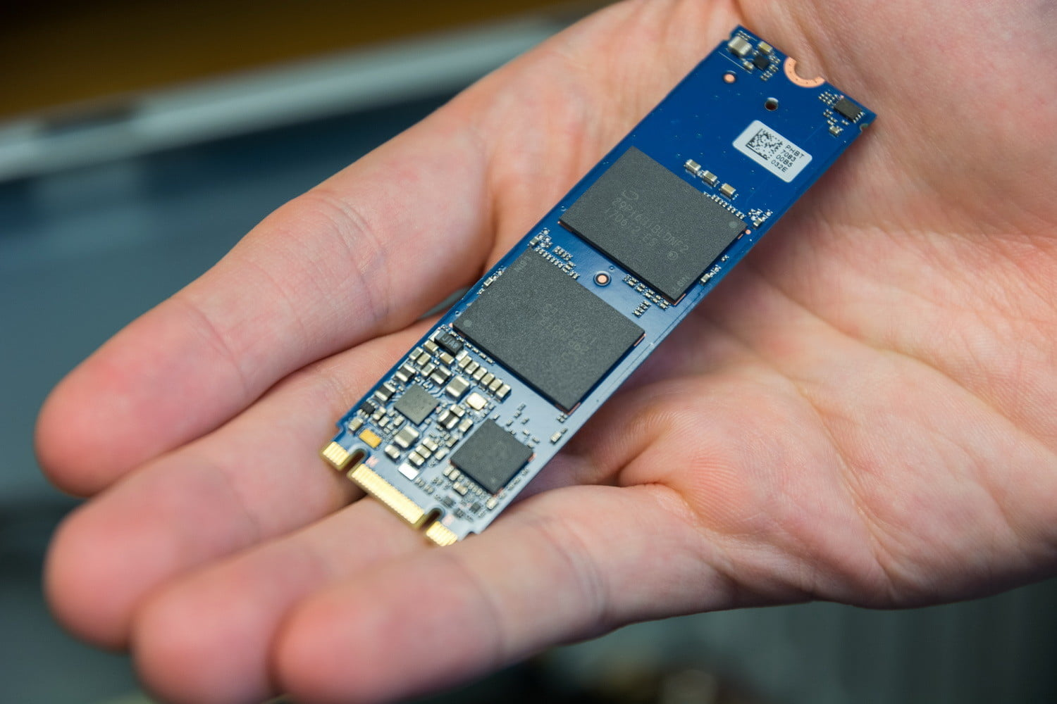 Intel's Optane Memory H10 Fuses With SSDs to Supercharge