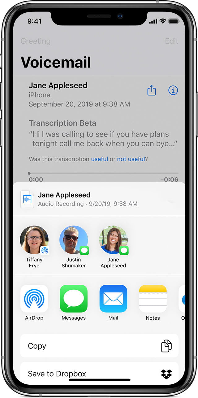 How To Set Up Voicemail On An Iphone Digital Trends