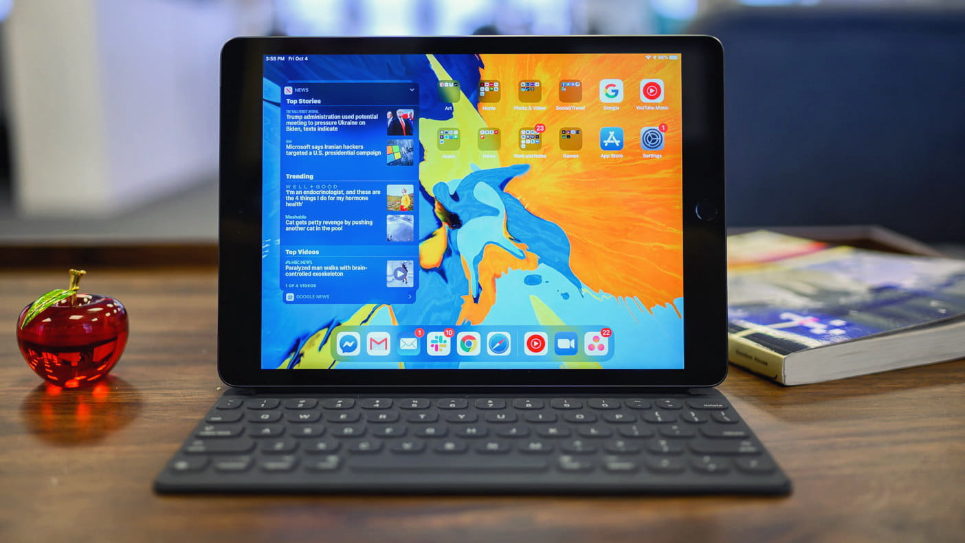 Best Buy has the latest Apple iPad on sale for as low as $250