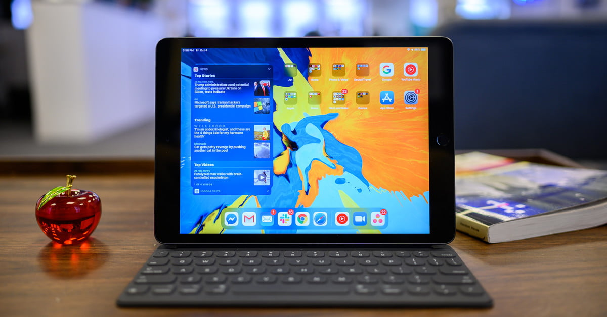 Latest iPad 10.2 Receives Rare Price Cut Before Black Friday